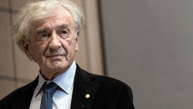 Elie Wiesel, Nobel Peace Prize laureate and Holocaust survivor, dies at 87 https://t.co/z1H8vxrzC3 https://t.co/zmRTFMFLdJ