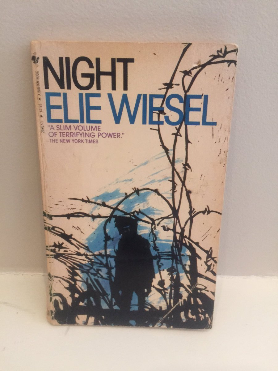 the themes of hope and despair in night by elie wiesel