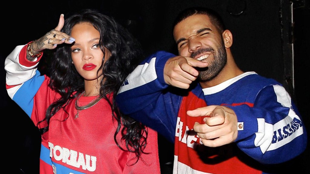 drake är han dating Rihanna