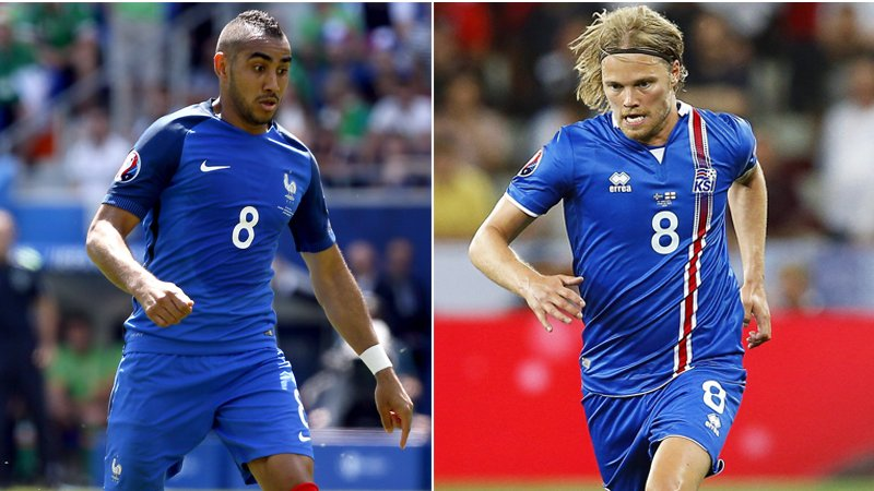 FRANCIA ISLANDA Diretta Streaming Gratis: vedere con iPhone Tablet e PC