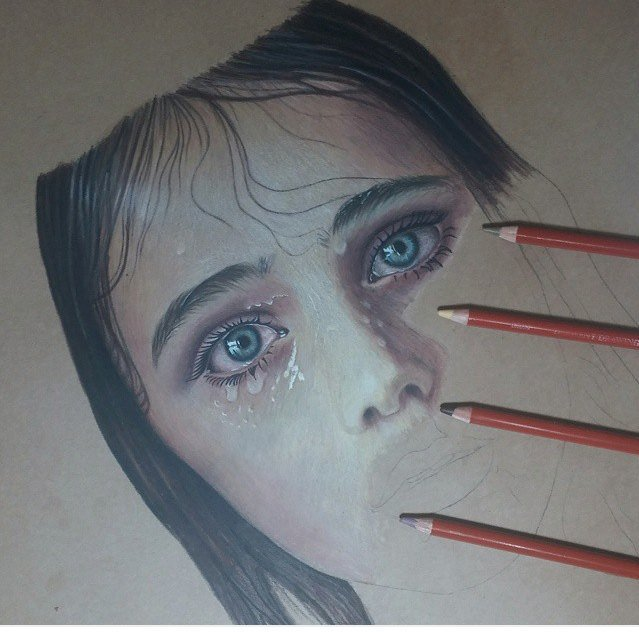 Fantastic Drawing by Adsiz sanatci (Sanatçı) #artpeople