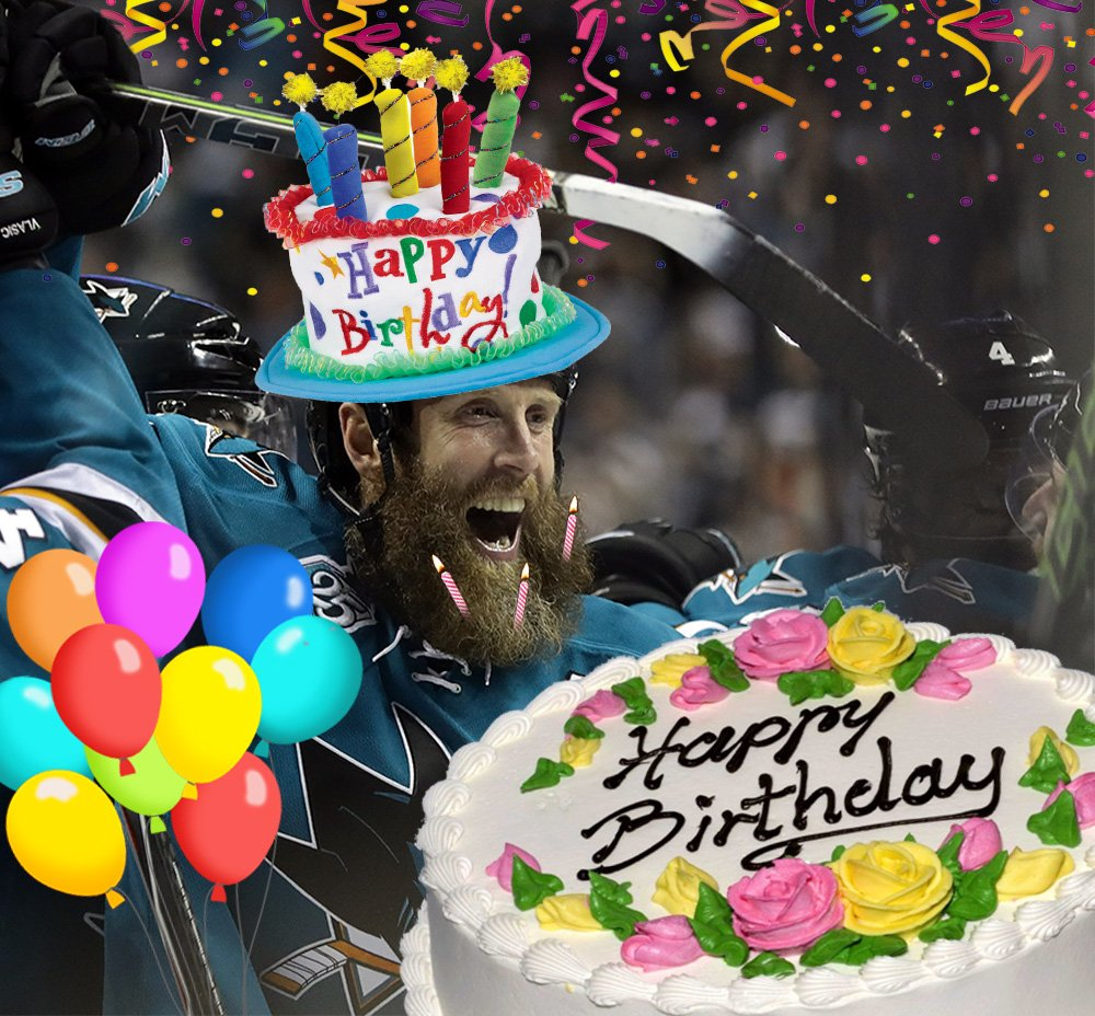 San Jose Sharks On Twitter Happy Birthday Jumbo
