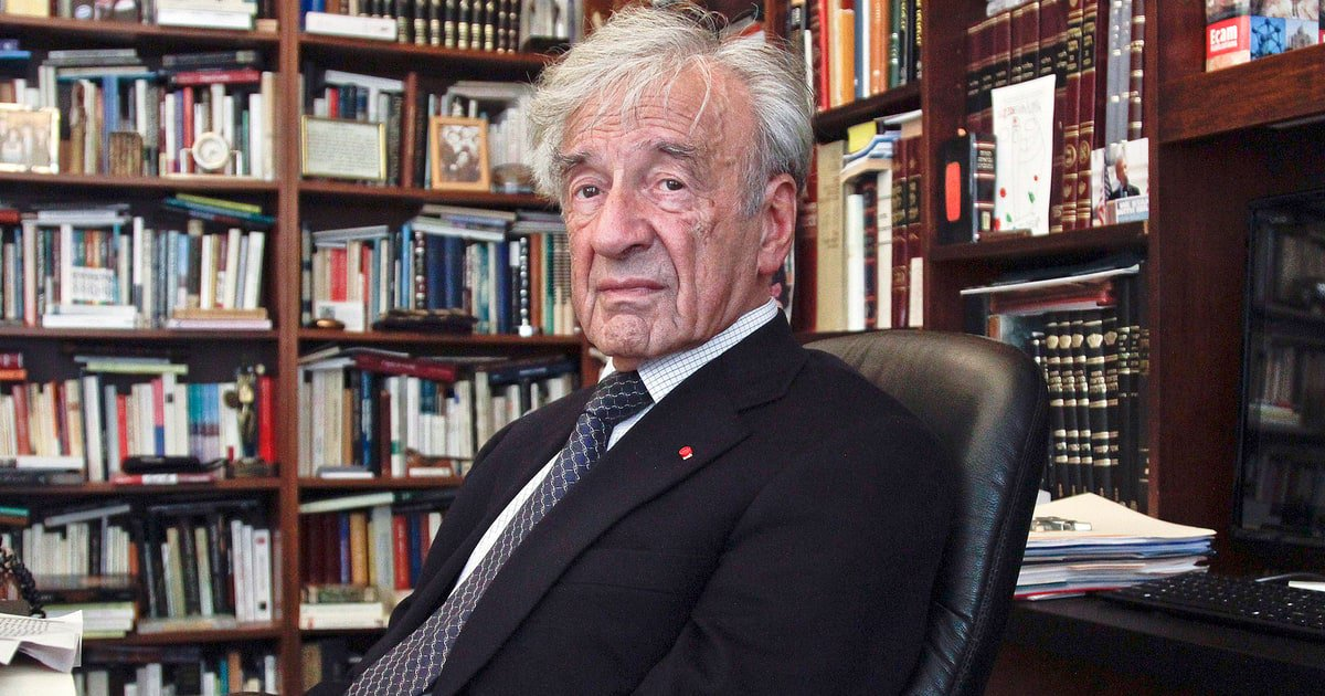 Elie Wiesel Dead: Holocaust Survivor, 'Night' Author and Nobel Peace Prize Winner Dies at 87 https://t.co/2p3oQ14we3 https://t.co/YfjKwHOmG8