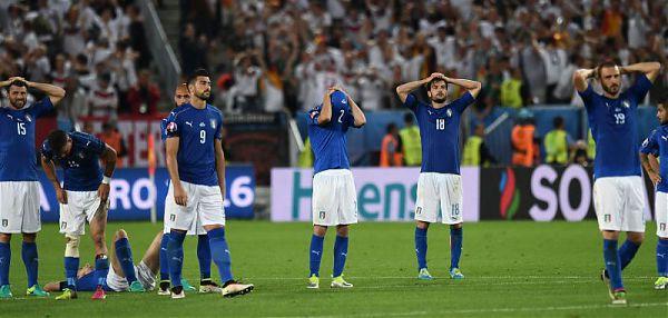 Rigori Italia-Germania, assurdo che i giocatori siano arrivati impreparati