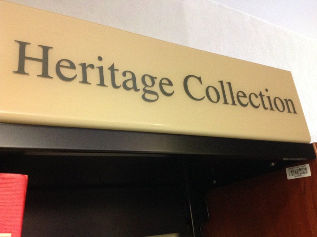 Explored Heritage Collection @EPLdotCA today. Great start for item 3  #31DaysofYEG https://t.co/OkOEm7jVQd