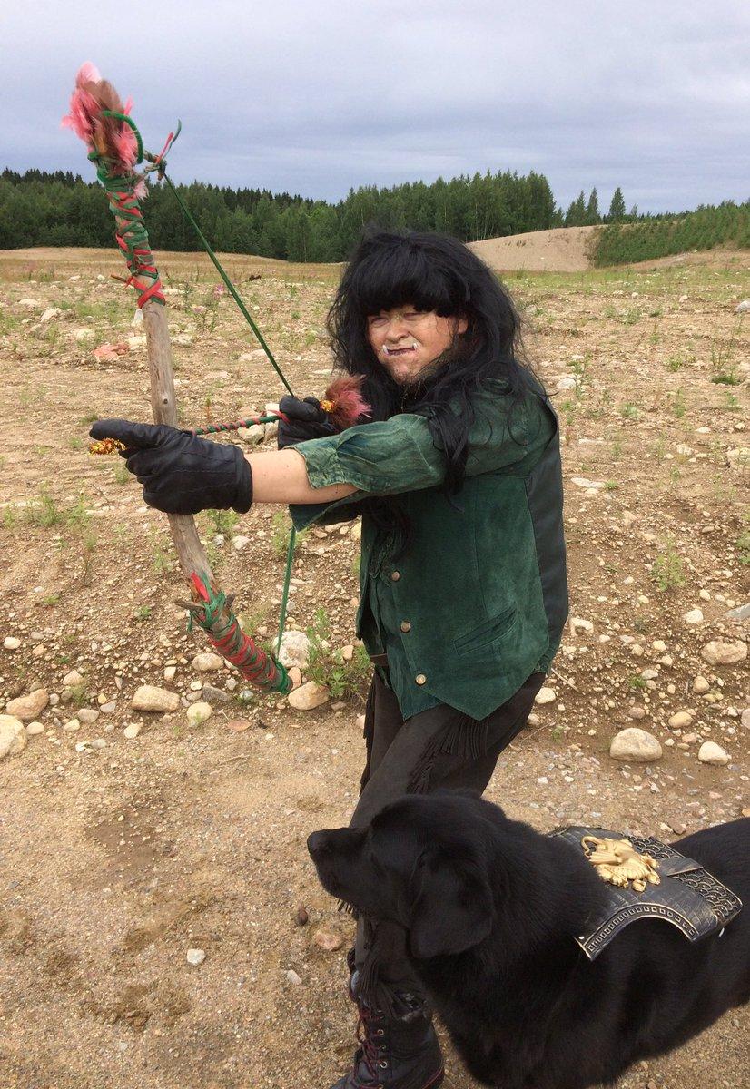 jousipyssy metsästys