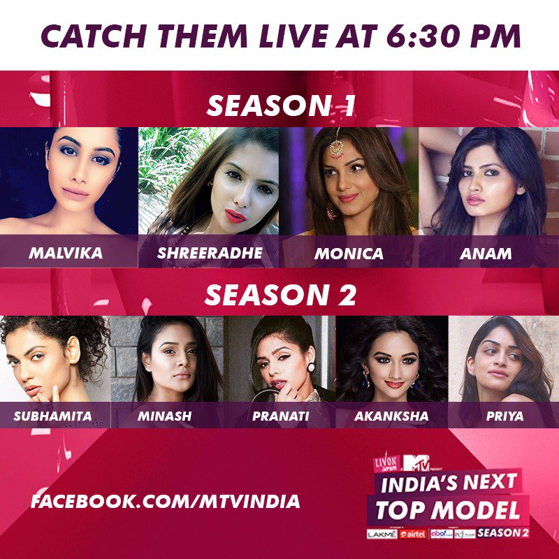 India's next top model is the best platform for all model aspiring  candidates. And as contestants get proper guidance from the best mentors.