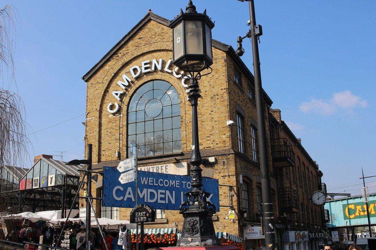 Good morning #London! #CamdenLock #ShakaZulu #NorthLondon #Camden https://t.co/cOYHm1IRGw
