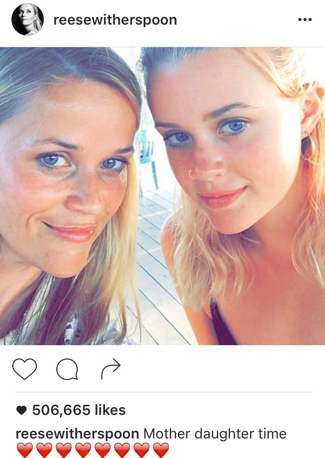irresponsible of reese witherspoon to use a time machine and threaten the very fabric of the space time continuum https://t.co/aNdwW4eu2D