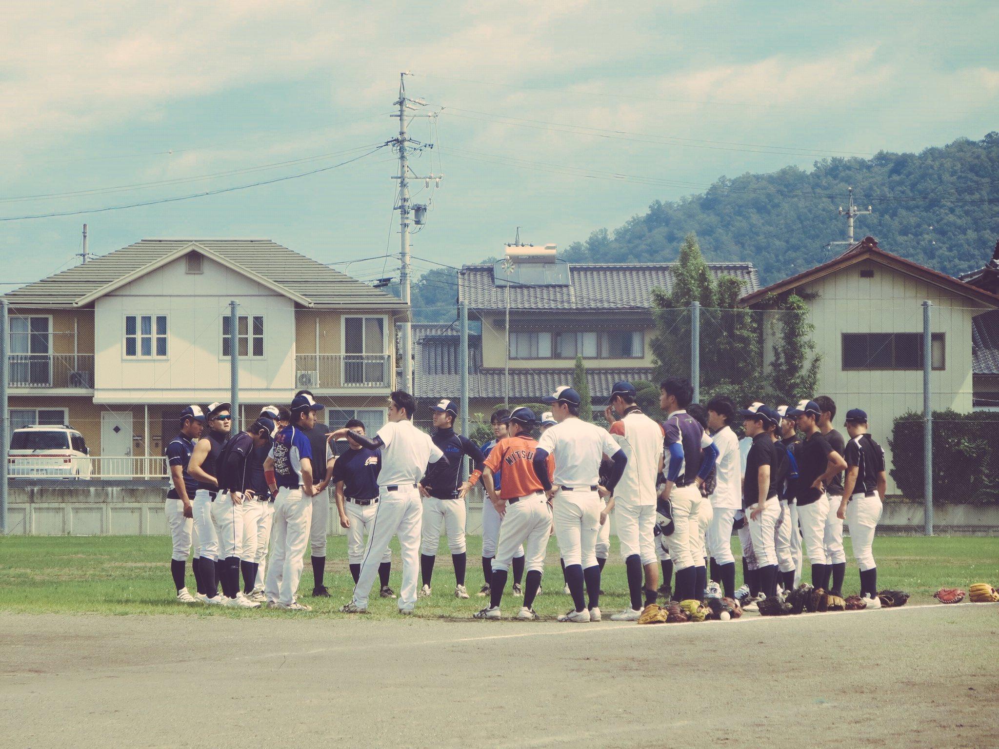軟式野球部 西日本選手権大会でベスト8 | 学科 …