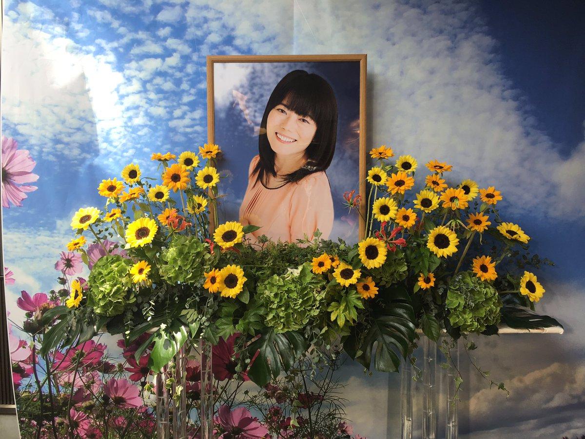 水谷優子壮行会『あえてよかった』 無事に終了いたしました。  暑い中本当に沢山の方々がご参加くださいました。  本当に素敵な会でした。 ありがとうございました。 https://t.co/9Y06ozmxVi