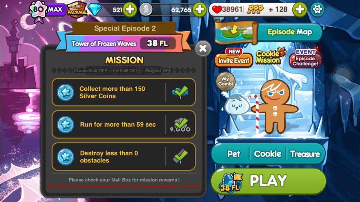 Cookie Run Updates! ❄️🥁 on Twitter: