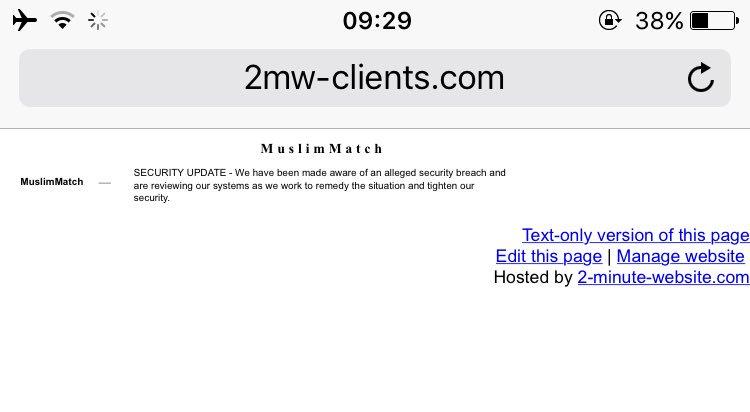 Muslima εφαρμογή dating