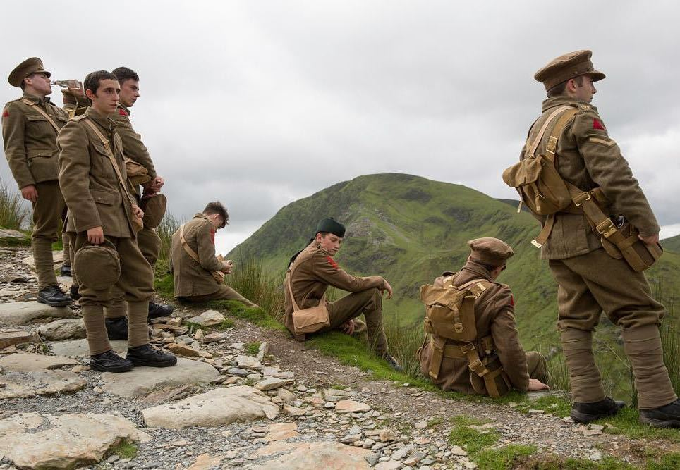 #Snowdon #wearehere @1418NOW @PontioTweets. Photo by @MarkDouet https://t.co/p5adSRGXls https://t.co/MU7YONG5m4 https://t.co/3UXN5YvZm4