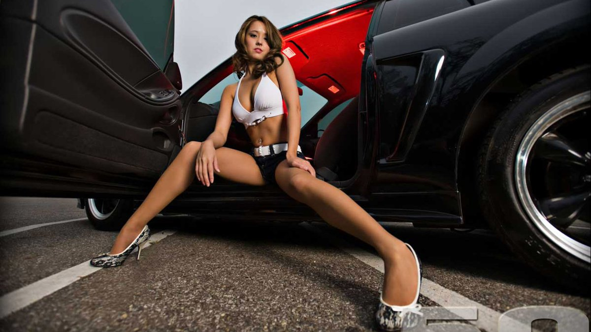Amb Wallpapers On Twitter Hot Cars With Sexy Girls Hd Wallpapers