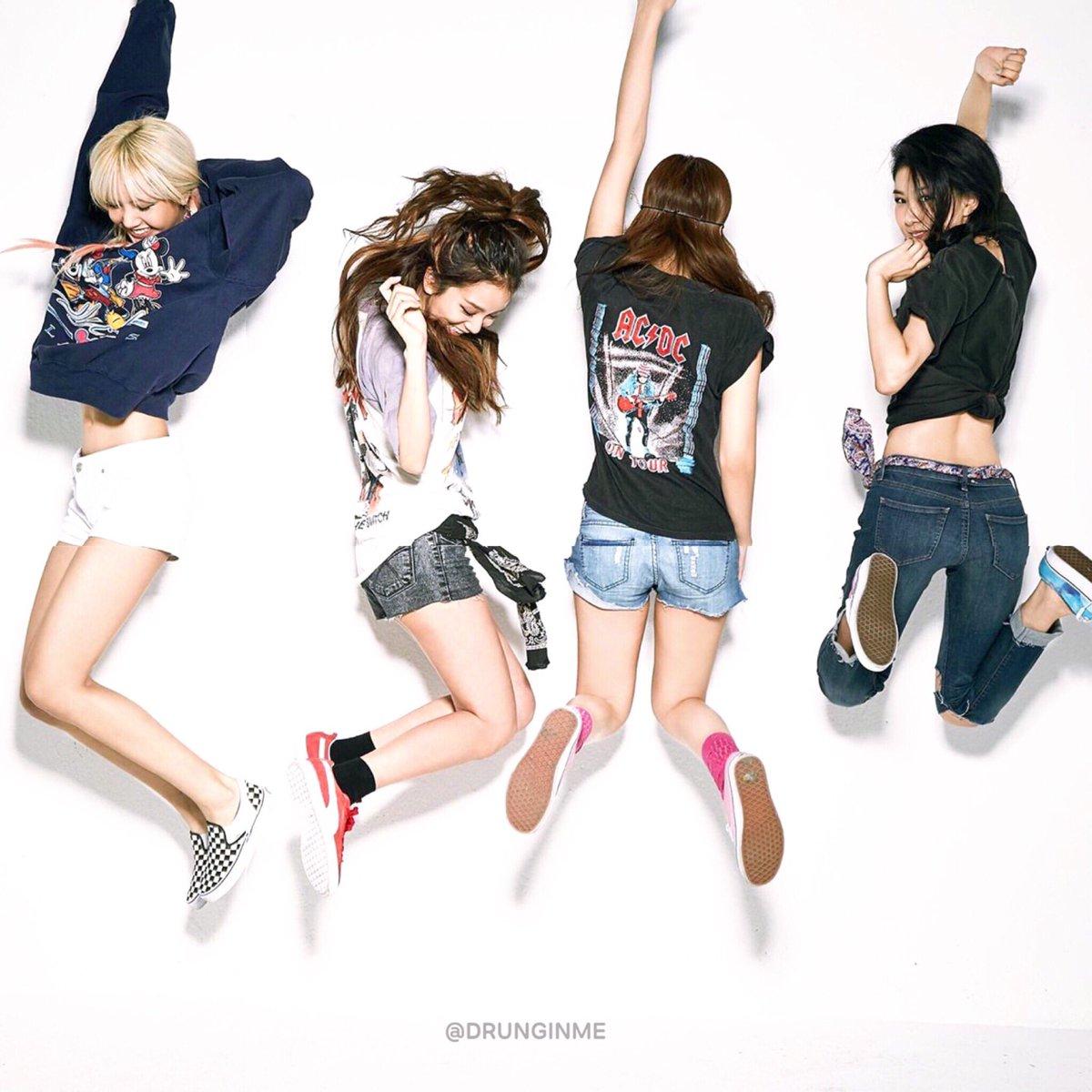 Dim On Twitter Blackpink Edit Lisa Jisoo Jennie Rose