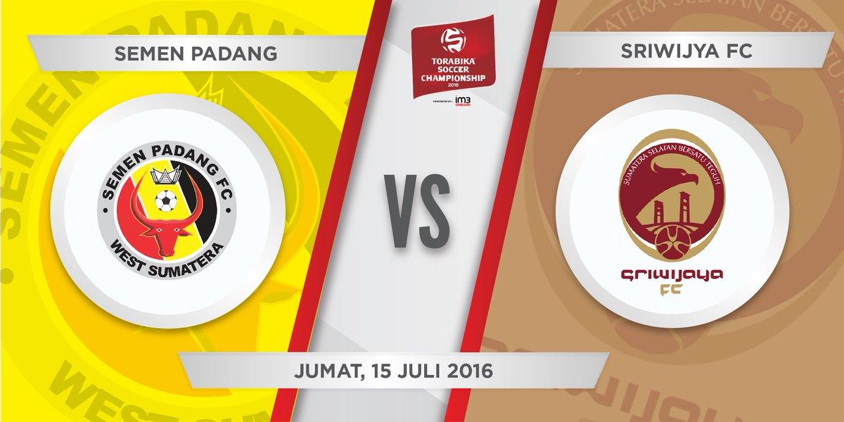 Semen Padang Vs Sriwijaya FC Live Di SCTV