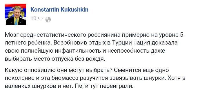 Российские власти не планируют стимулировать турпоток в Турцию, - постпред РФ при ЕС Чижов - Цензор.НЕТ 2552