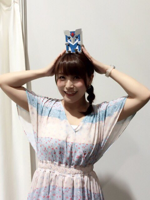 【みにヴぁんが祭】熊本会場ありがとうございました!みにヴァンガ郎くん!#みにヴぁんが祭 pic.twitter.com/a5eFYpFU4O