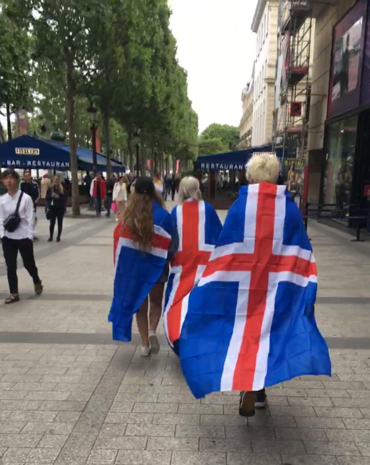 Франция - Исландия. 20-й день Евро. Как это было - изображение 35
