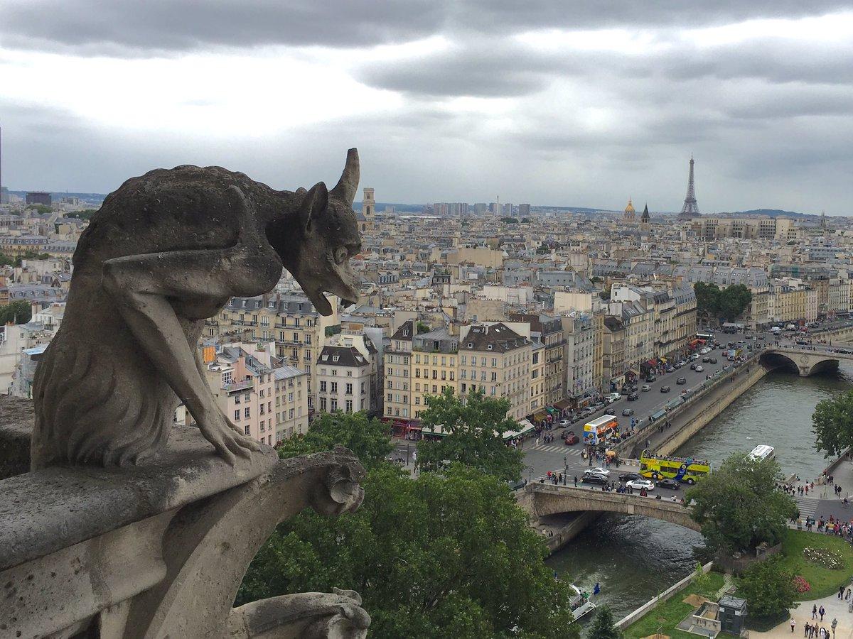 Cuando se te cae el móvil desde lo alto de la catedral... https://t.co/2AnoCifzgR
