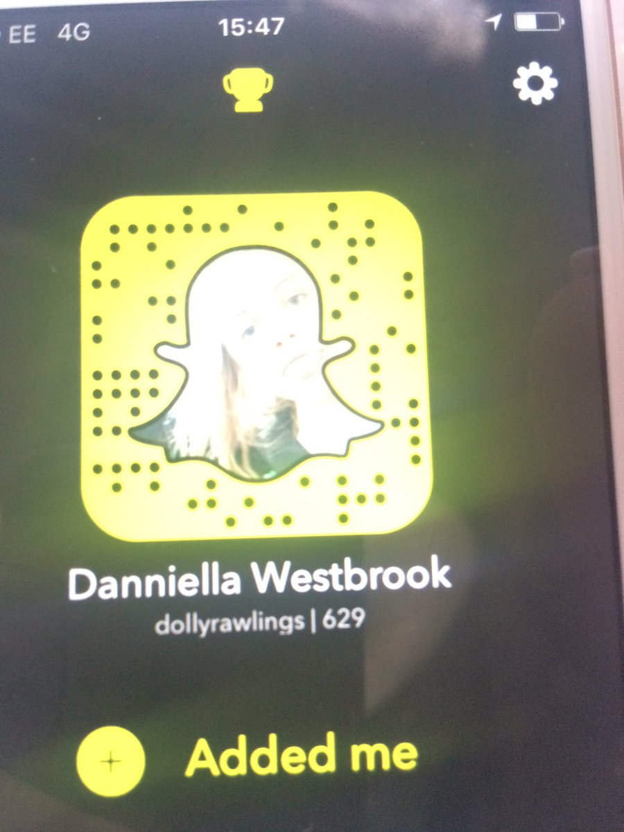 Twitter Snapchat Danniella Westbrook naked photo 2017