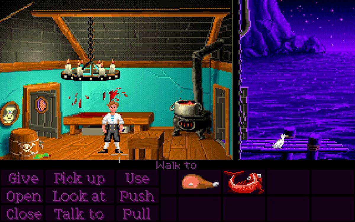 Monkey Island Saga 1, 2, 3