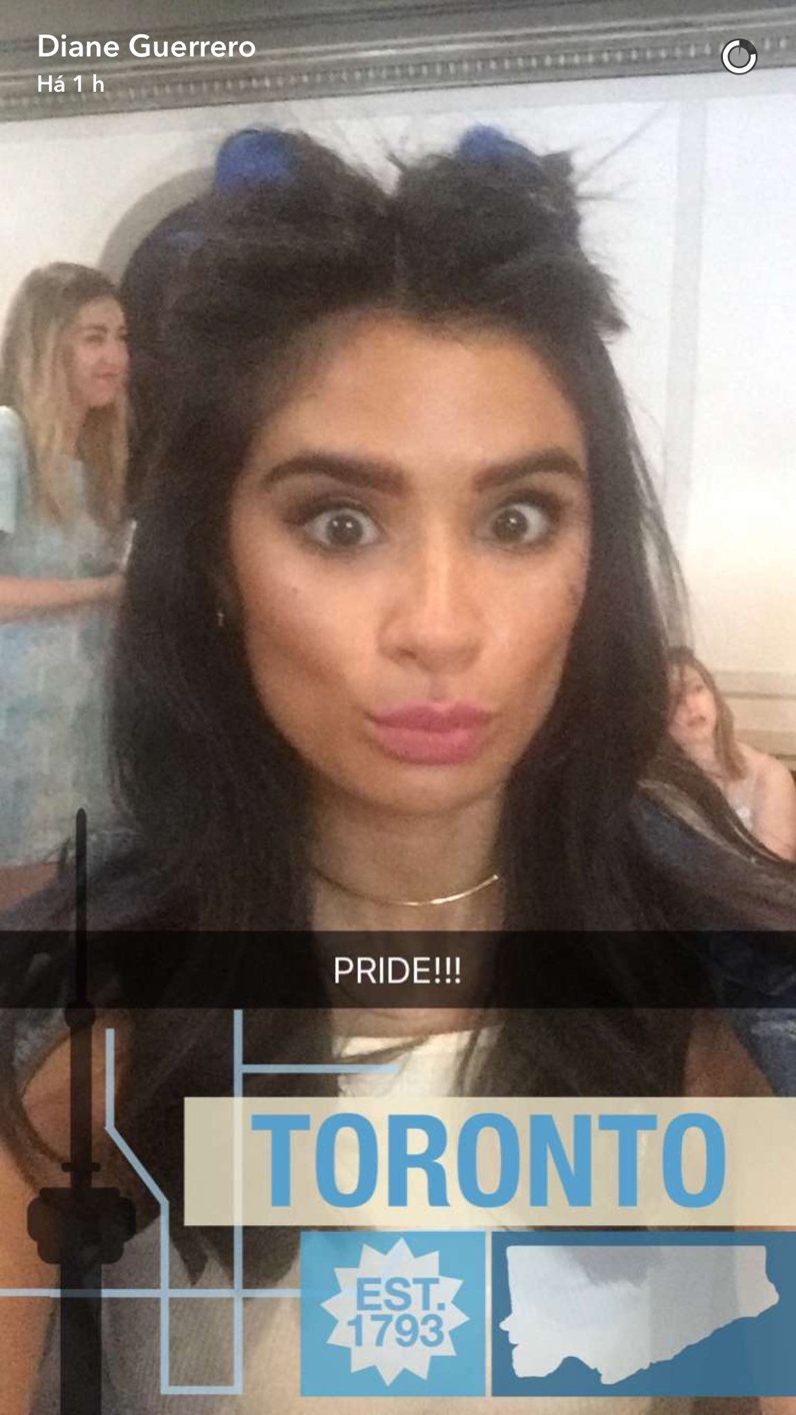 Snapchat Diane Guerrero nude photos 2019