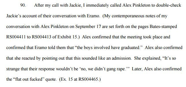 Only other confirming source Erdely seems to have had was campus activist Alex Pinkleton: https://t.co/kDK4apaPCS