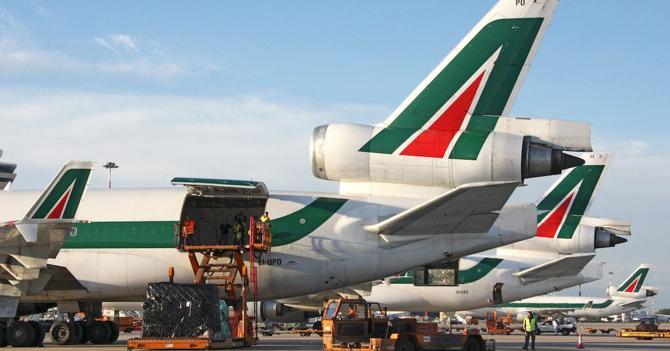 Sciopero Alitalia, un successo la protesta dei lavoratori