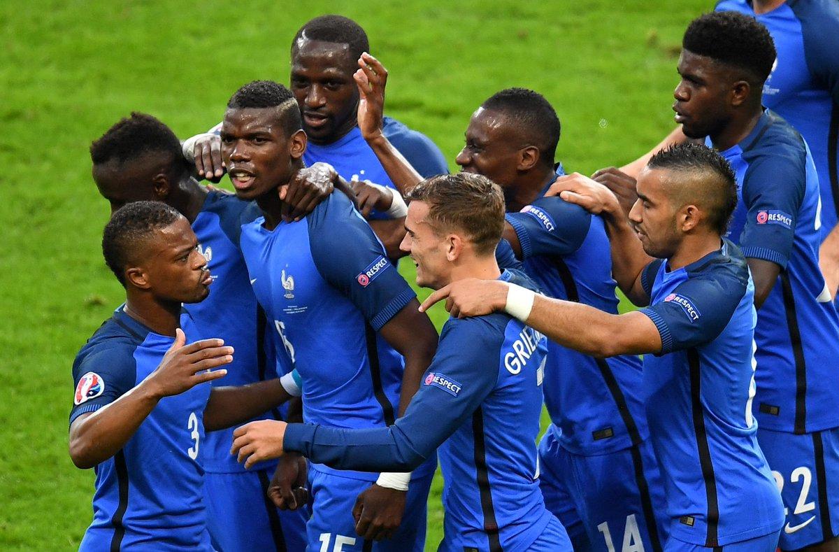 EURO 2016: Risultato con Goleada in FRANCIA-ISLANDA, per Pogba la Germania in semifinale (VIDEO)