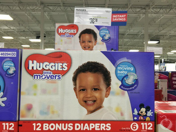 Shop at Sam's Club and save $3 instantly on Huggies Diapers! Learn more here > > https://t.co/CW1nC6VgZp #ad https://t.co/mgH1BWMsGf