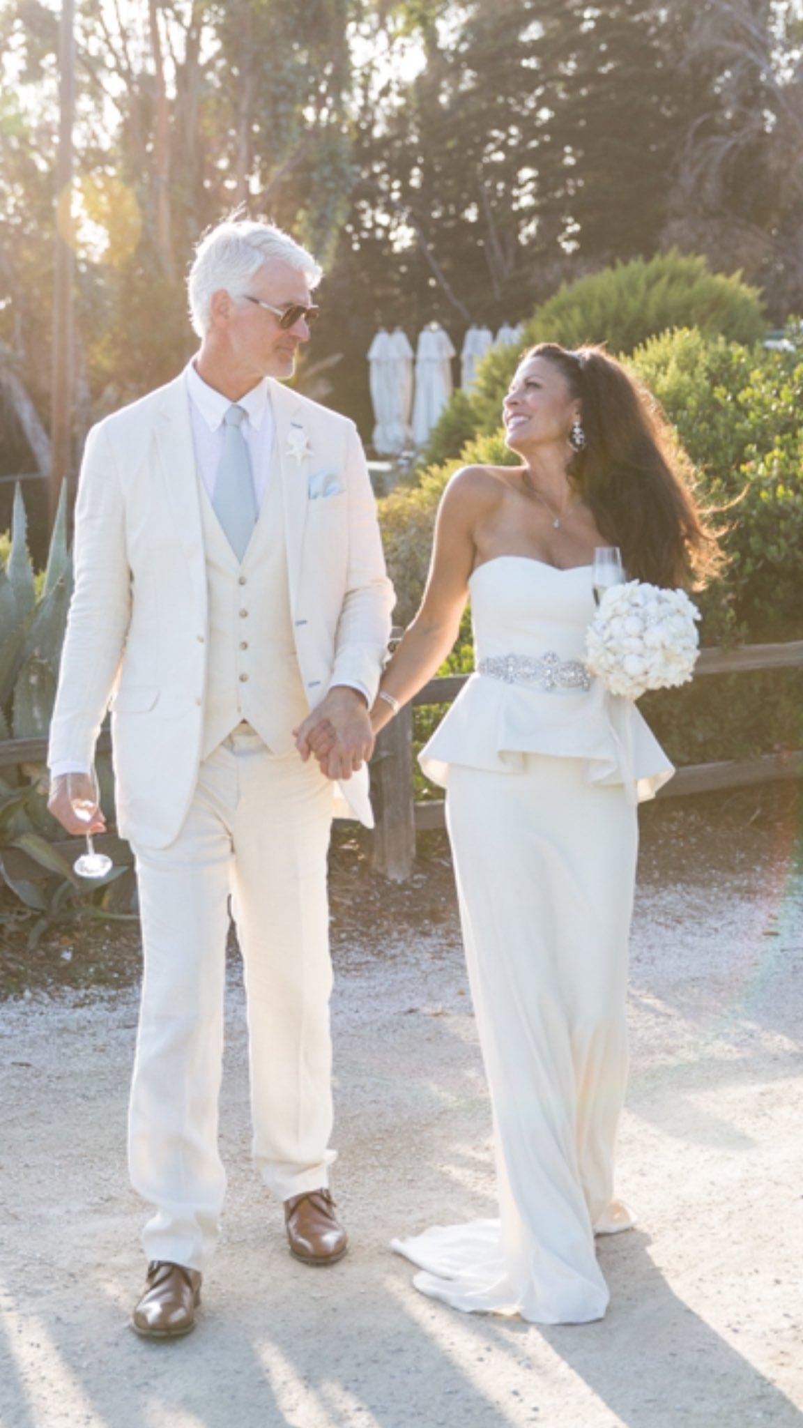 Clint Watts Wedding.Clint Eastwood S Ex Wife Dina Marries Scott Fisher After Post Split