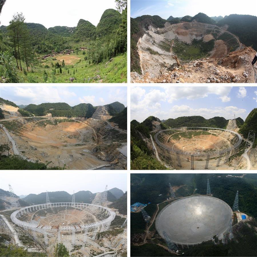 У Китаї побудували радіотелескоп площею, як 30 футбольних полів - фото 2