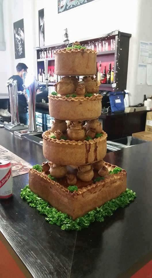 Solita Restaurants On Twitter Wedding Cake Wigan Style - Wedding Cakes Wigan