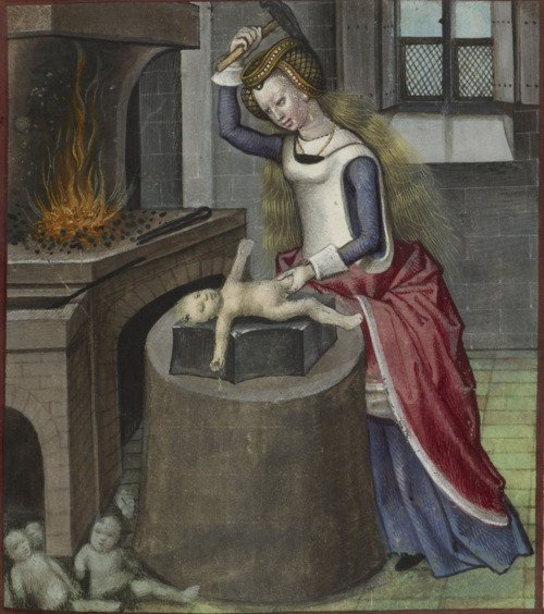 Just Why Were Renaissance Babies so Ugly? by @LeArtCorner https://t.co/6dbFOmuBvV  #womenwrites https://t.co/ADZwc7j1sQ