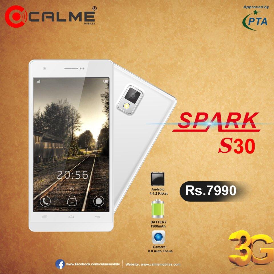 Image result for Calme Spark S30
