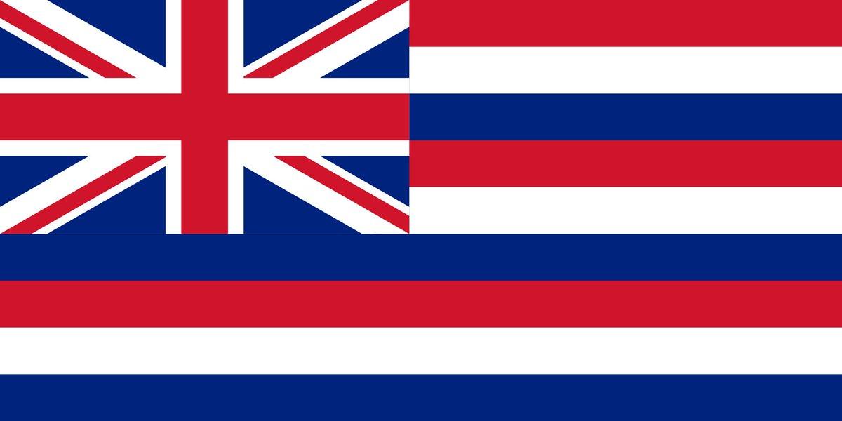 Hawaii Flag 2014