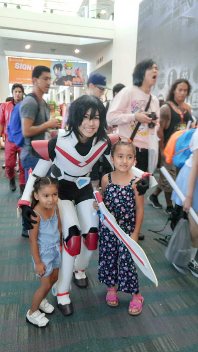 Lets Voltron Podcast On Twitter Awesome Keith Cosplay And Korra