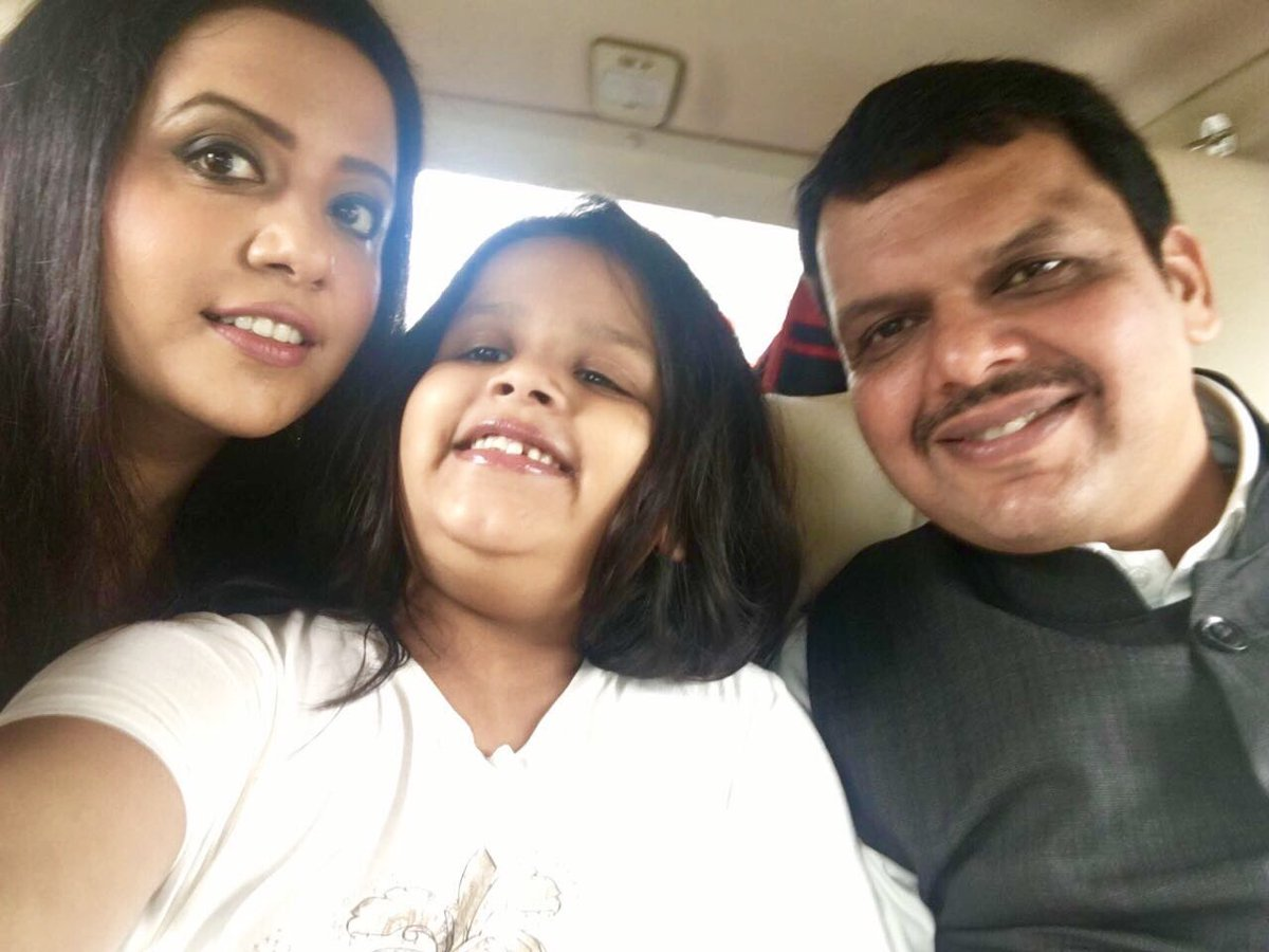 AMRUTA FADNAVIS On Twitter The Beauty Of Life Does Not Depend How Happy You Are But Others Can Be Because