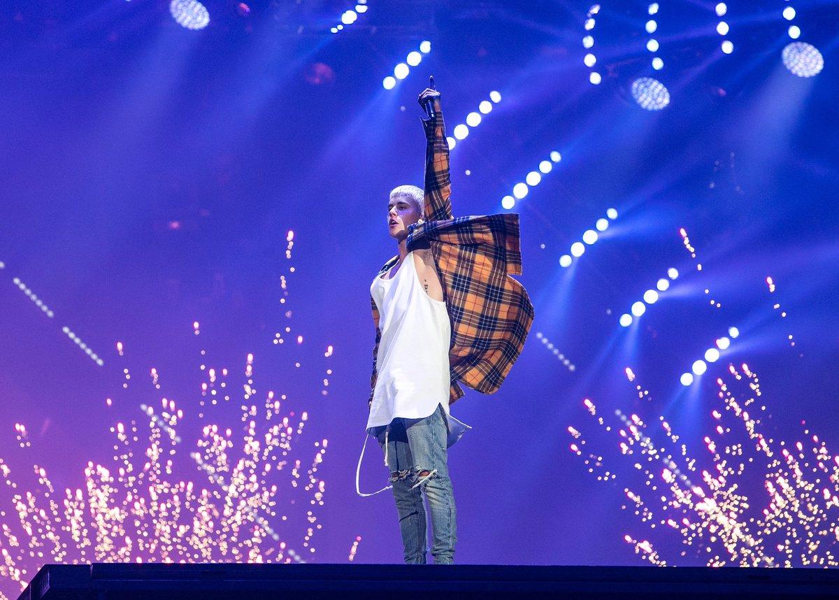 Thank you @justinbieber!