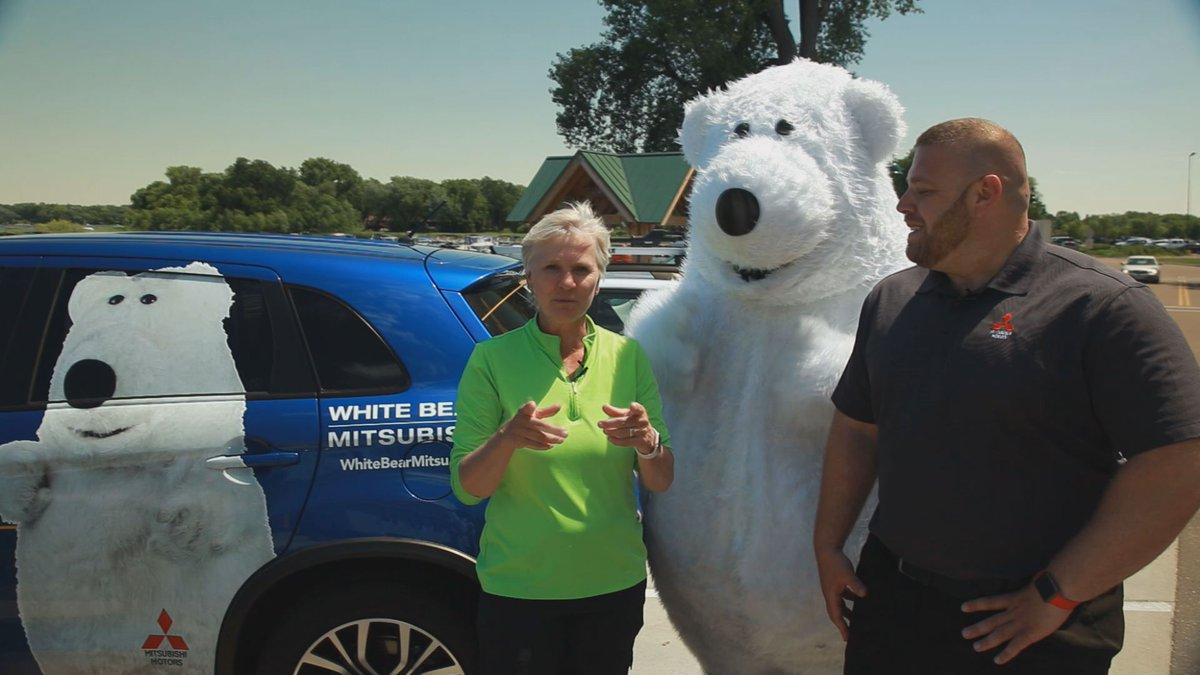 White Bear Mitsubishi >> Mitsubishi Outlander Sport White Bear Mitsubishi Enter Win