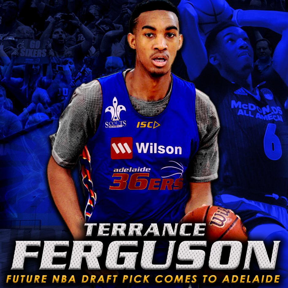Ferguson signs for 1 year with 36ers!  @the2kferguson  Full Story: https://t.co/t1l6SScUQw  #NBL #36ersFamily https://t.co/HQqiOZcL9S