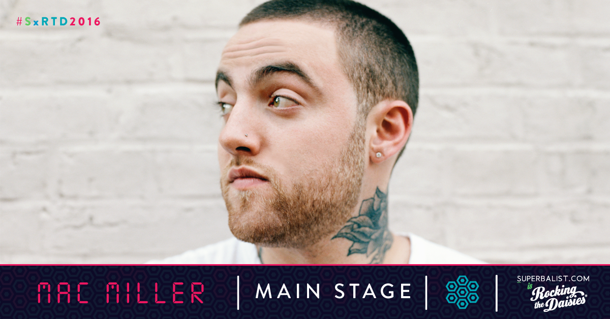 Does it get more exciting than @MacMiller playing at #SxRTD2016!?!  We're SO ready! #RockingMondays Tickets on sale! https://t.co/8IN2UIxeAH