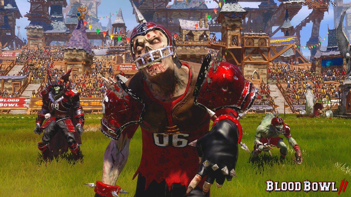 Blood Bowl 2 Undead DLC