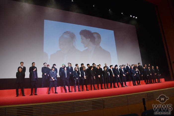 【速報】EXILE TRIBEを中心とした豪華出演陣総勢50名が登場!映画『HiGH&LOW THE MOVIE』完成披露イベント開催! https://t.co/LFWWir1gd8 @exnews24 #EXILE #LDH