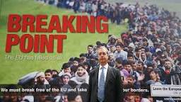Do you know who else wanted their life back, Nigel? Every single person behind you in this photo. https://t.co/UXrzxdfCBa
