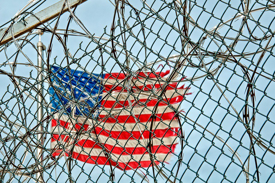 Happy 4th of July!  America-Home of the Free, Land of the Incarcerated https://t.co/XkCzD4A3Jr