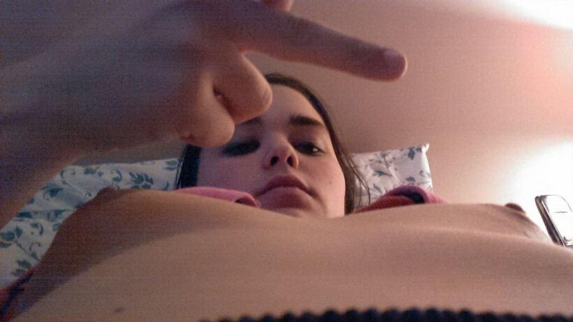 Nude Selfie 6740