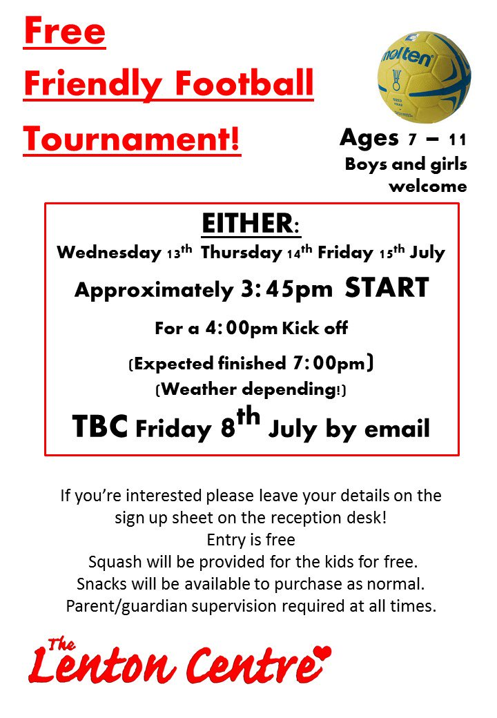 the lenton centre on twitter sign up your children for a fun free